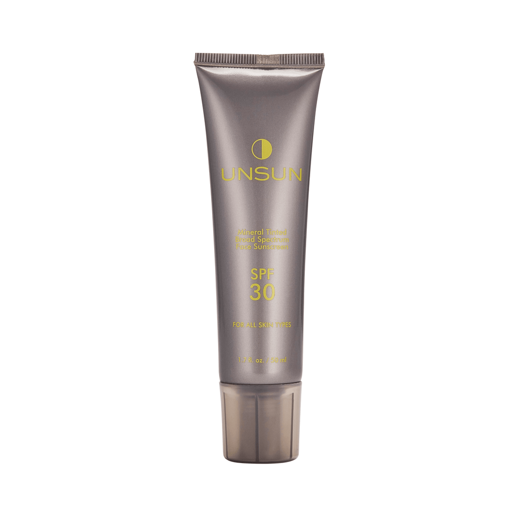 Mineral Tinted Face Sunscreen - Glory Skincare