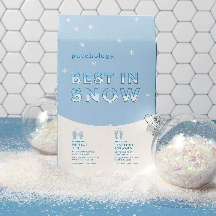 Patchology Best in Snow Holiday Kit - Glory Skincare