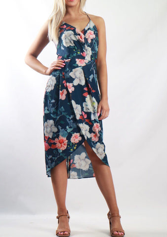 Avely Floral Dress