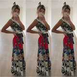 Amalfi Maxi Dress by Bagira The Label