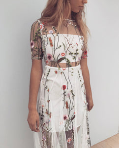Garden Party Dress CLEARANCE