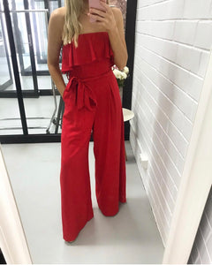 Bella Jumpsuit CLEARANCE