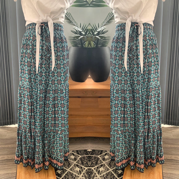Kingston Maxi Skirt CLEARANCE