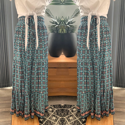Kingston Maxi Skirt