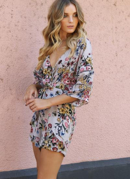 North East Playsuit - Print