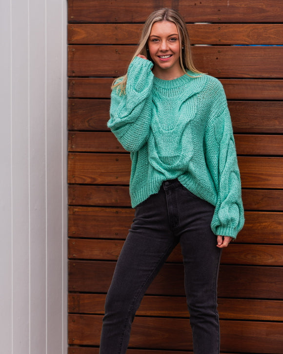 Mermaid Knit