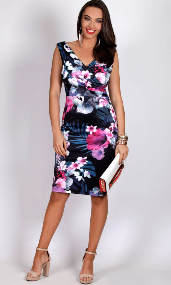 Emerson Floral Dress CLEARANCE