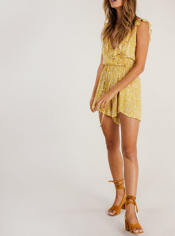 Remi Playsuit CLEARANCE