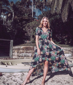 Freya Maxi Dress by San Jose The Label