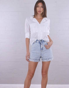 Calli Denim Shorts