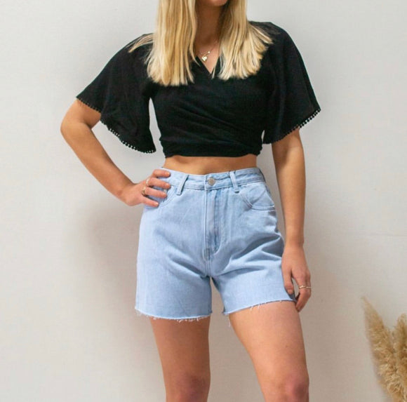 Sonny Denim Shorts