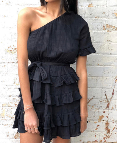 Summertime Dress - Black