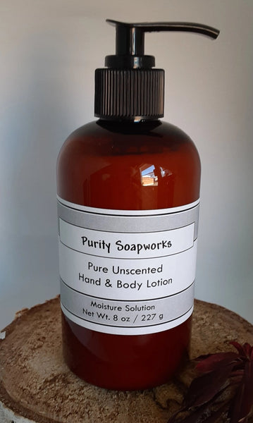 Unscented Pure Lotion - Organic