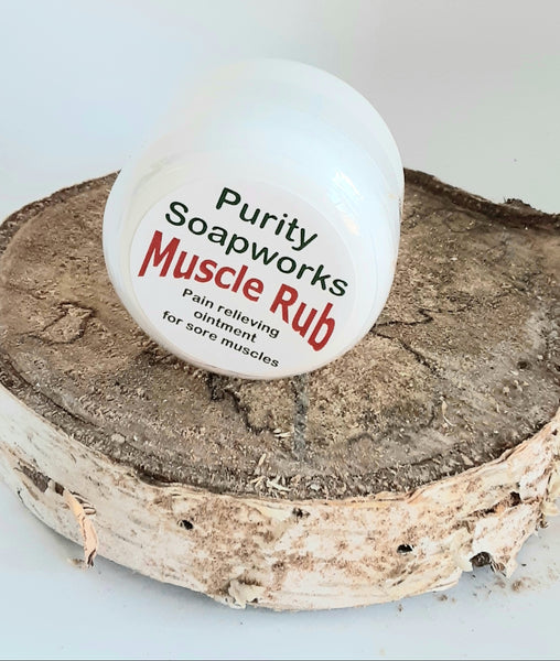 Muscle Rub Ointment