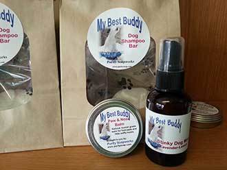 Best Buddy Pad & Nose Balm