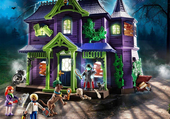 Playmobil with Scooby-Doo series 2 in July 2020