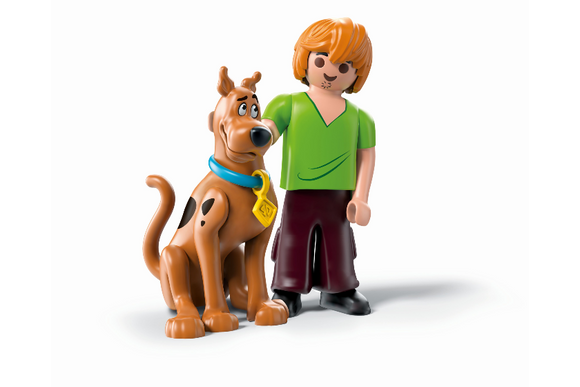 SCOOBY SCOOBY-DOO!! Warner Bros. Consumer Products partners up with Playmobil