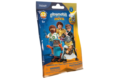 Playmobil: The Movie Figures (Series 1) sealed packet