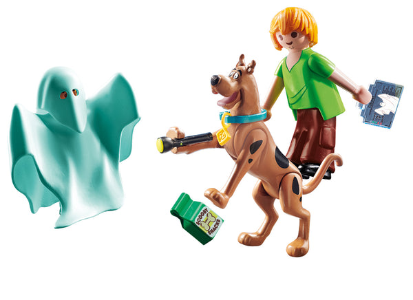 SCOOBY-DOO! Scooby & Shaggy with Ghost - 70287