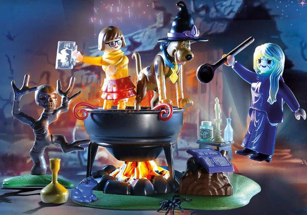 70366: Adventure in the witch's cauldron