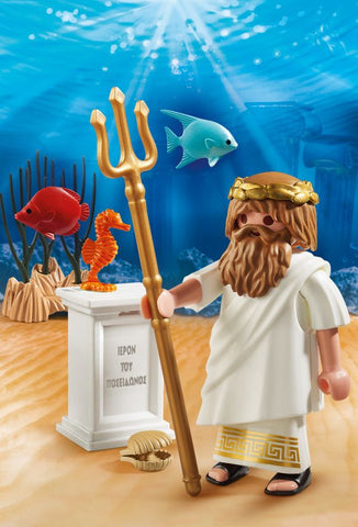 9523 - Poseidon Greek God