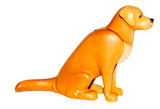 Playmobil 30 67 4903 Dog Golden Retriever Sitting