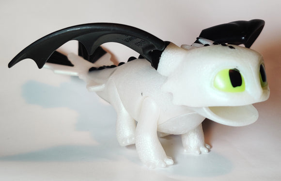 Playmobil 30 67 8293 70037 Hiccup and Toothless Playset White Dragon