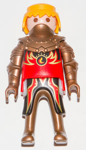Playmobil 30 79 3764 30793764 Feuerritter Novelmore Magazine armour knight 80640