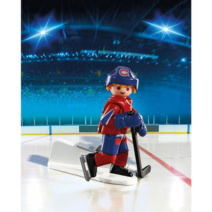 Playmobil 30 00 6313 30006313 NHL Montreal Canadiens Ice Hockey Player 5079