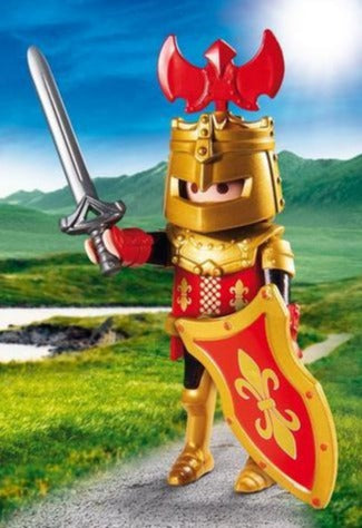 Playmobil 70028 Knight with Shield and Sword