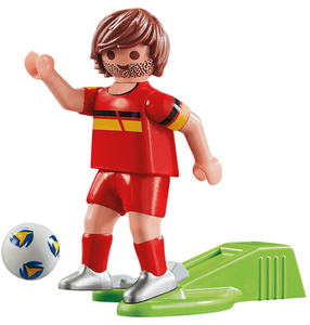 Playmobil 70483 Euro 2020 2021 Player Team Belgium Soccer Football Belgique