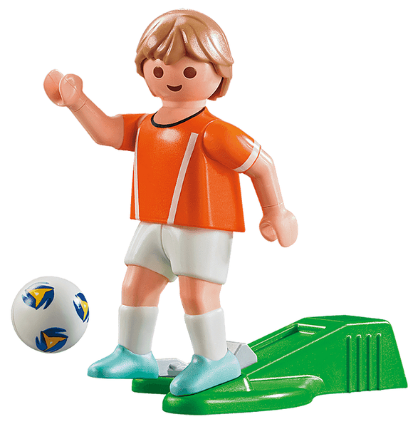 Playmobil 70487 Euro 2020 2021 Player Team Netherlands Soccer Football Holland