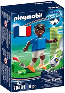 Playmobil 70481 Euro 2020 2021 National Player Team France B Soccer Football