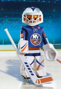Playmobil 30 00 8773 30008773 NHL NY Islanders Ice Hockey Player Goaler Goalie 9098