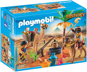 Playmobil 5387 Egyptian Tomb Raider's Camp (Boxed)