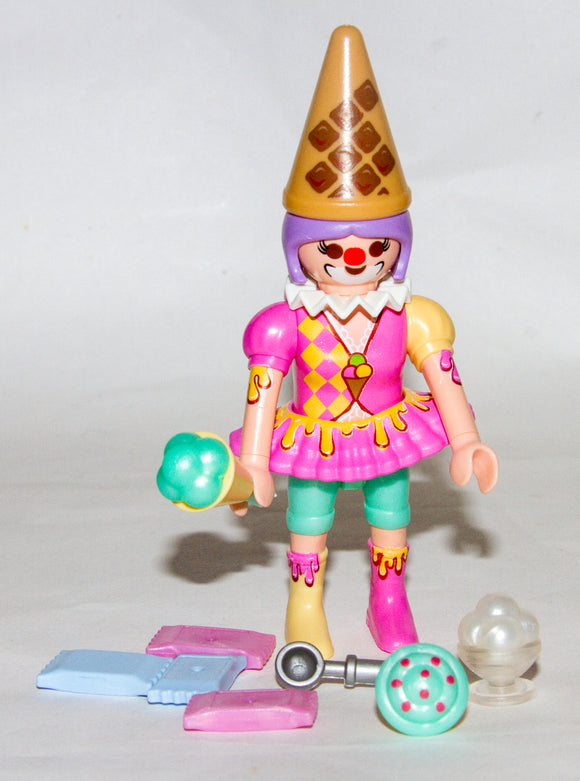 Playmobil 70389 EverDreamerz Mrs Ice Clown Series 1