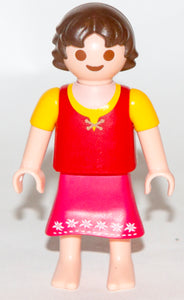 Playmobil HEIDI BAREFOOT 70254 At the crystal lake Peter Clara 30 11 4290
