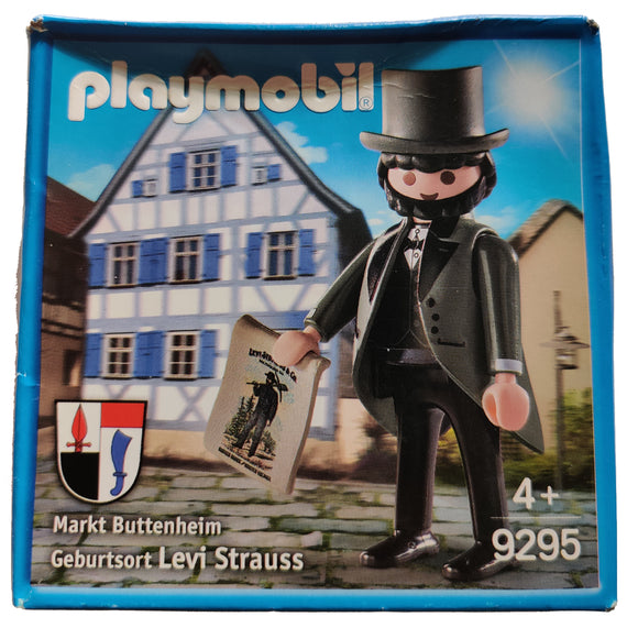 Playmobil 9295 Levi Strauss (Boxed)