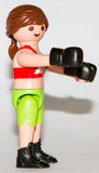 Playmobil 70026 Series 15 Girls Boxer UFC Martial Arts