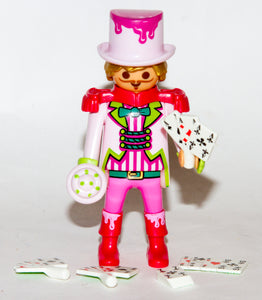 Playmobil 70389 EverDreamerz Mr Rides Series 1 Tennis Poker Cards Tophat Circus
