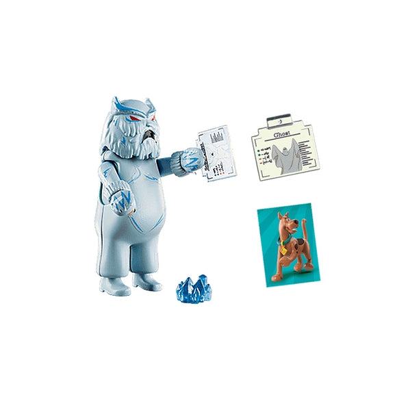 PLAYMOBIL 70288 SCOOBY-DOO! Mystery Figures - Series 1 - Snow Ghost