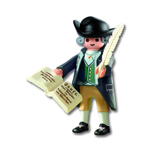 Playmobil 9124 Johann Wolfgang Goethe European Exclusive Limited Edition
