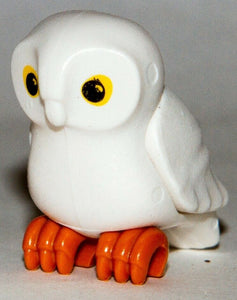 Playmobil 30 66 5950 30665950 White Owl Animals Zoo Bird 3897 3098 3942