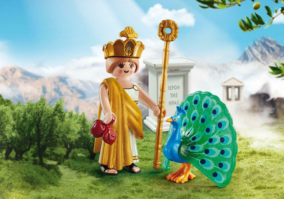 Playmobil History 70214 Greek God Hera