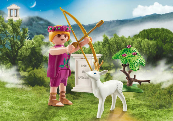 Playmobil History 9525 Greek God Artemis