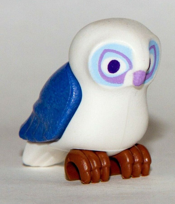 Playmobil 30 67 6453 30676453 Blue Blu Owl Animals Friends Zoo Bird 9470