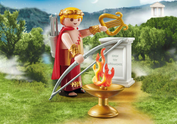 Playmobil History 70218 Greek God Apollo