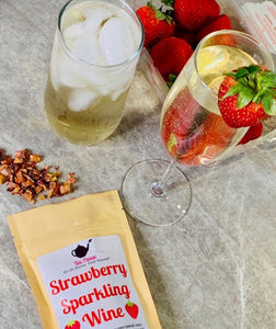 Strawberry Sparkling Wine