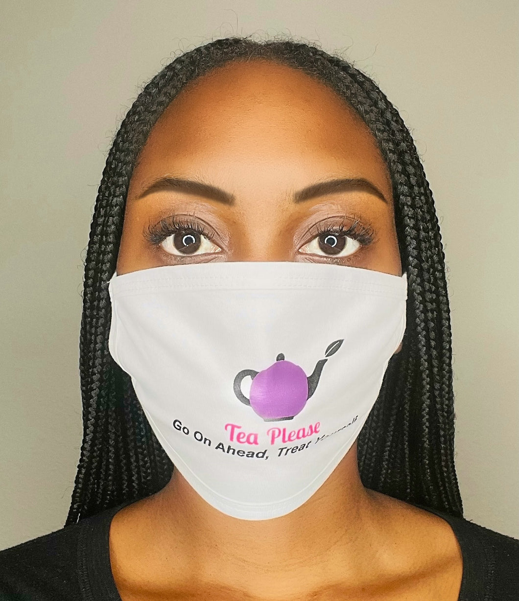 Face Mask - Tea Please