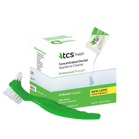 Kit d'entretien TCS® Fresh n°1 - TCS France